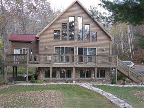 big lake cabin rental spectacular spectacular lakefront cabin on beautiful big lake