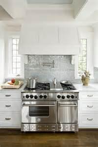 Kitchen Oven Window Anyone Windows Flanking Their Range