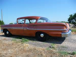 find used 1958 chevy delray all original in kearney