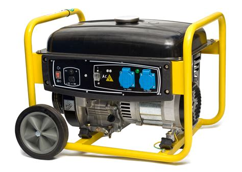 types of backup home generators
