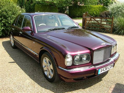 bentley arnage label bentley arnage