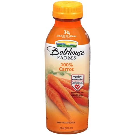 Bites Flavor Organic Carrot Size 50gr bolthouse farms 100 carrot juice from safeway instacart