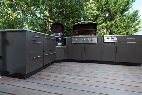 outdoor kitchen cabinets stainless steel where to purchase custom stainless steel outdoor kitchen
