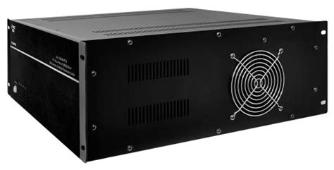 pyle  channel home theater amplifier rack mount amp