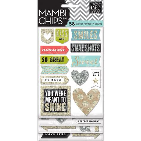 Mambi Sticker Book