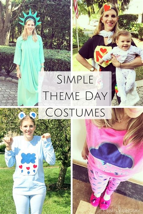 Its Theme Day Its Theme Day by Simple Theme Day Costumes It S Simply Lindsay