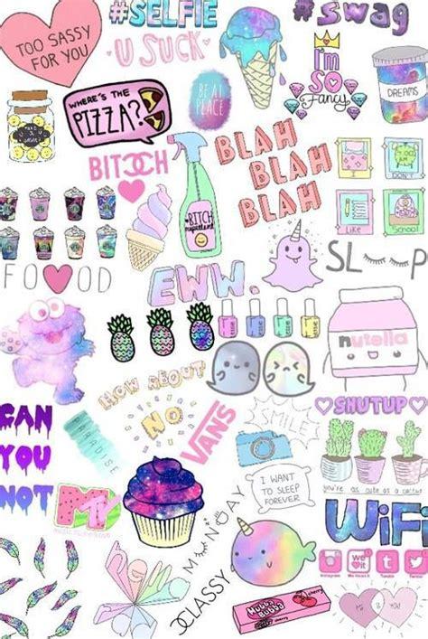 emoji collage wallpaper une abo ma demand 233 des collages tumblr transparents