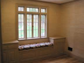 Window seat cushions bay window in kitchen how to build a bay window