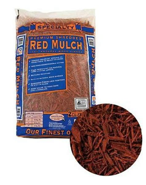 mulch just 99 per bag at lowes hurry my