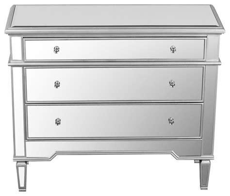 mirrored chest dresser mirrored 3 drawer dresser bestdressers 2017