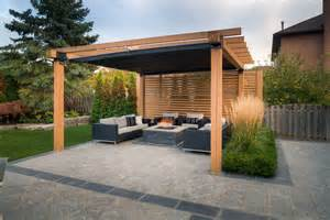 Pergola Shading by Pergola With Retractable Shade Related Keywords