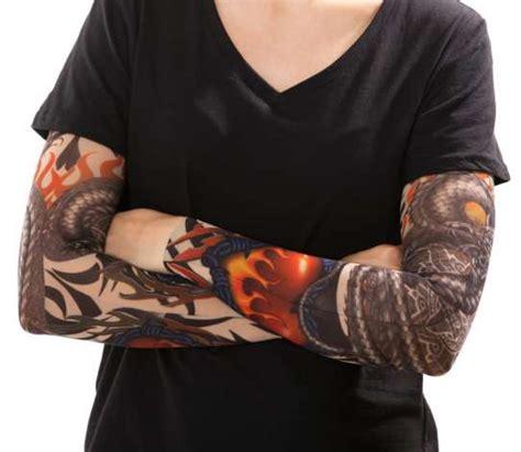 tattoo arm karneval tattoo arm drache bunt online kaufen buttinette