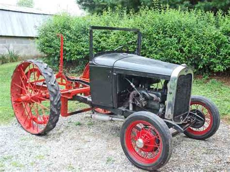 doodle bug conversion kit model a ford turned tractor the sears thrifty farmer