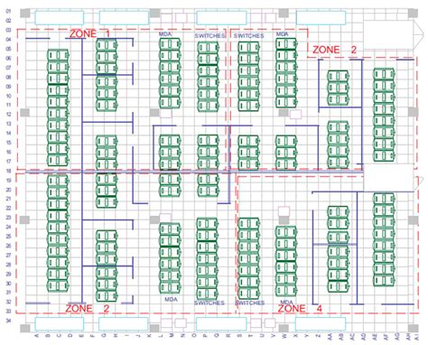 using visio to draw data center floor plans quickly and visio data center floor plan meze blog