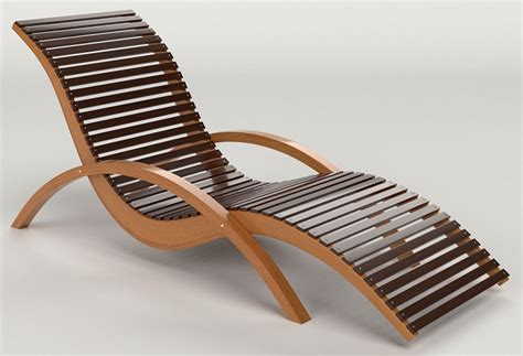 chaise lounge woodworking plans wooden lounge chair for beautiful outdoor swimming pool
