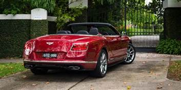 Bentley Continental Gt Convertible 2016 Bentley Continental Gt Convertible V8 S Review