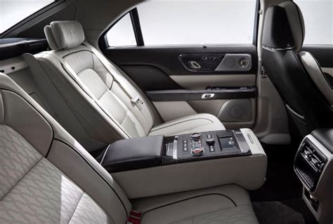 2017 lincoln continental interior all new 2017 lincoln continental is so serene