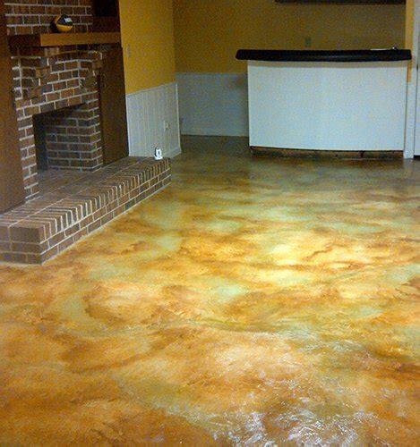 How to: Acid Staining Concrete Floors   DirectColors.com