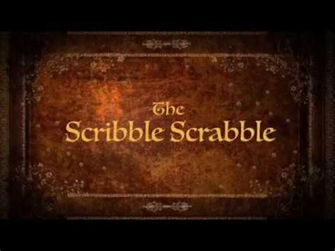scribble scrabble scribble scrabble official new youtuber trailer