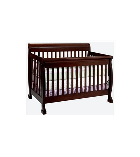 Davinci Kalani 4 In 1 Convertible Crib In Espresso Convertible 4 In 1 Cribs