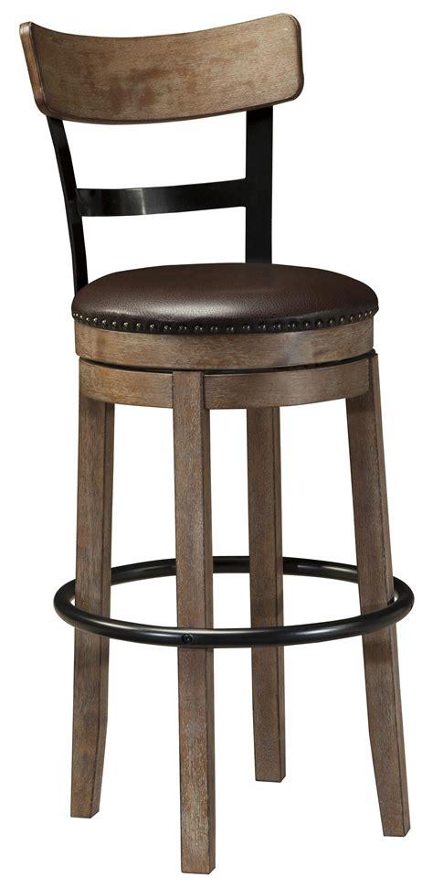 Royal Furniture Bar Stools signature design by pinnadel upholstered
