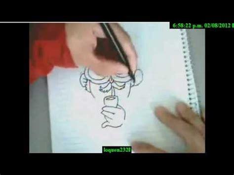 imagenes chidas y faciles para dibujar como hacer dibujos chidos youtube