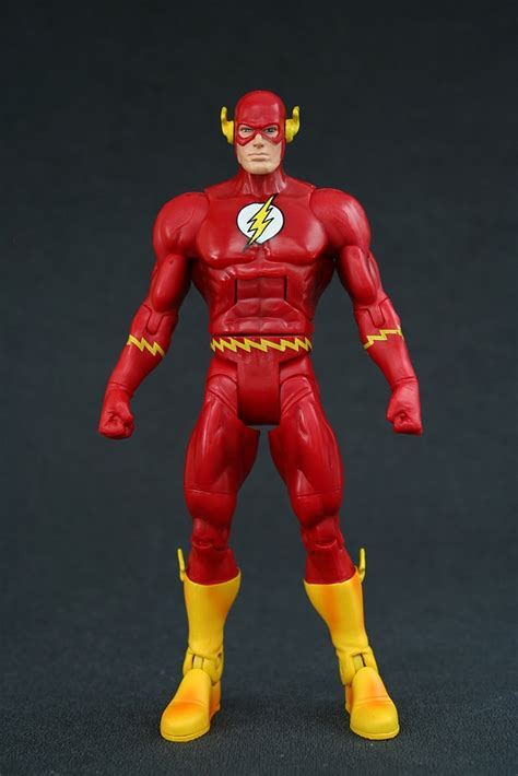 the figure archive articulated archive the flash review dash figures