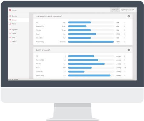 app design questionnaire loopsurvey realtime mobile survey app for ipad iphone