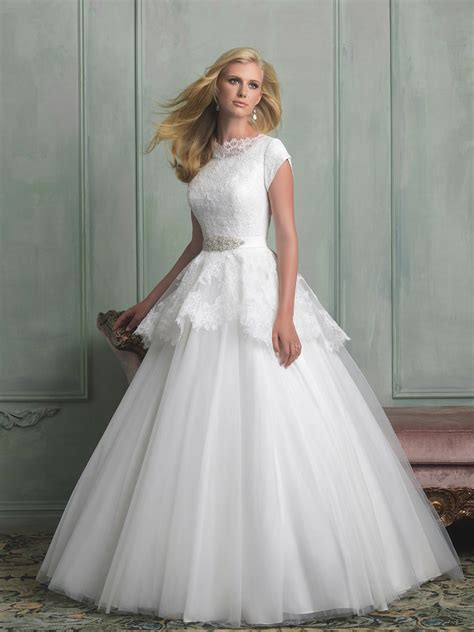 Modest Bridal Gowns by 20 Best Modest Wedding Dresses