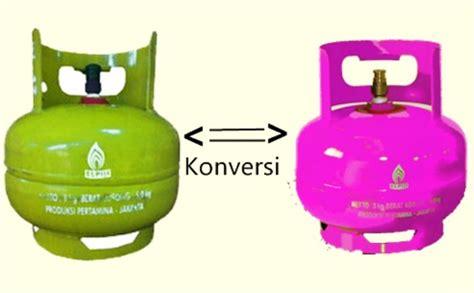 Tabung Elpiji Pink pertamina mulai sosialisasi konversi gas 3kg ke gas pink 5 5 kg agunkz screamo agung
