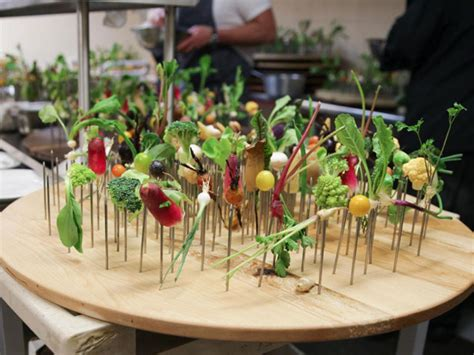 bed of nails nyc tyler florence brings california produce to nyc on a