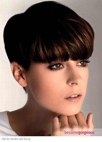 all hair makeover secrets to looking chic in low hair cut girly short pixie hair style makeup tips and fashion