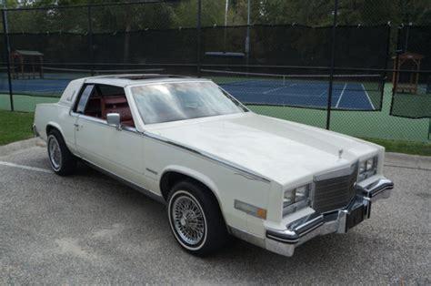 1983 Cadillac Eldorado Value 1983 Cadillac Eldorado Biarritz Coupe 2 Door For Sale