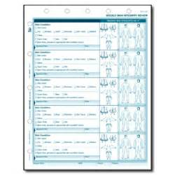 wound assessment chart template weekly skin assessment forms