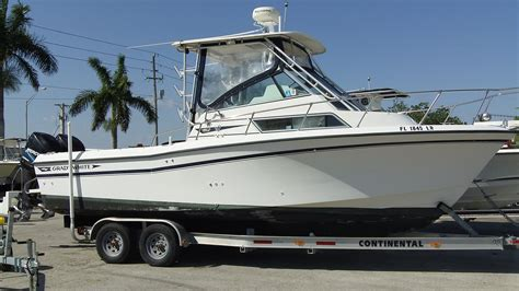 grady white boats with cabin walk around cabin cuddy boats boat sales miami florida