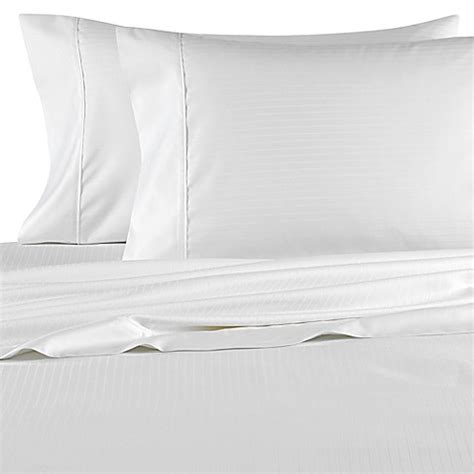 egyptian cotton sheets bed bath and beyond buy wamsutta 174 620 thread count egyptian cotton deep pocket