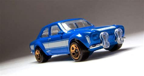 Hotwheels 70 Ford Rs1600 wheels 70 ford rs1600 r 225 pido y furioso 99