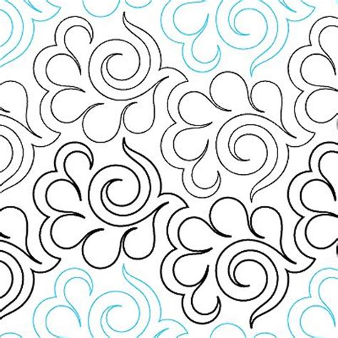 Free Continuous Line Quilting Patterns by Pin By Ej Brown On Jewelry Ideas