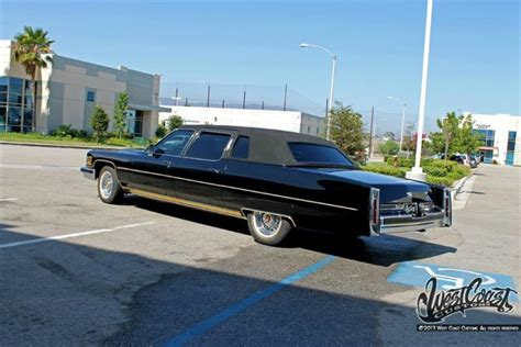 kid rock cadillac kid rock s 1975 cadillac west coast customs in corona