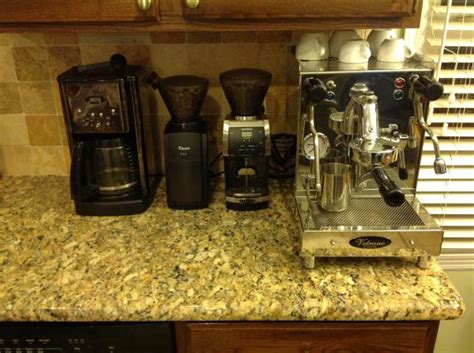 Coffee Maker Electrolux Ecm 2000 post a pic of your home espresso setup page 222