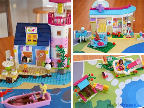 Lego Friends Bedroom by Best Friends Day Picklebums