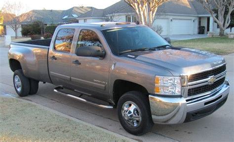 2008 chevrolet silverado 3500 for sale used cars for sale purchase used 2008 chevy silverado 3500 crew cab dually 6 6 duramax diesel pickup truck 83k mi