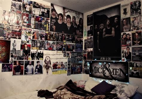 bedroom posters tumblr poster emo feel free to submit your own bedrooms