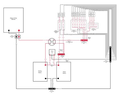 guest marine battery switch wiring diagram guest