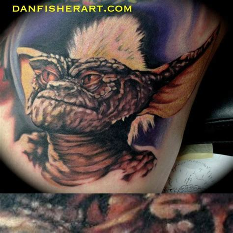 gremlin tattoo pin by price on tattoos