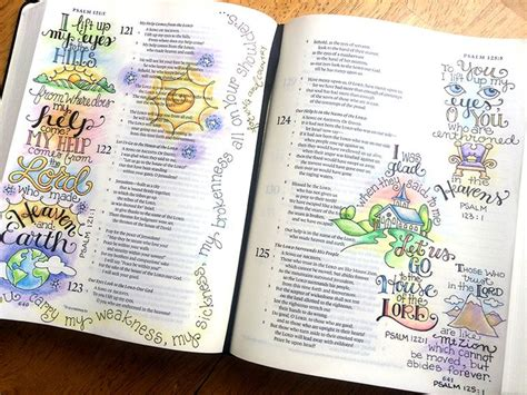 239 best images about bible journaling psalms on 336 best images about bible journaling on pinterest in