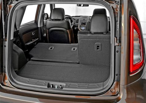 Kia Soul Cargo Dimensions 2011 Kia Soul Price Mpg Review Specs Pictures