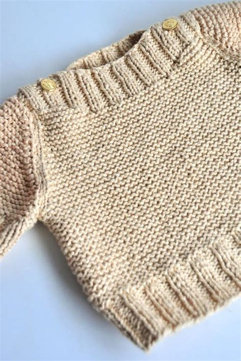 boat neck sweater pattern baby knits pinterest - Boat Neck Baby Sweater Knitting Pattern