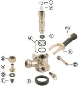 keg faucet parts perlick keg tap parts keg tap coupler replacement parts