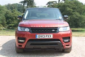 2014 range rover sport front view indian autos